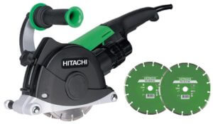 rainureuse hitachi