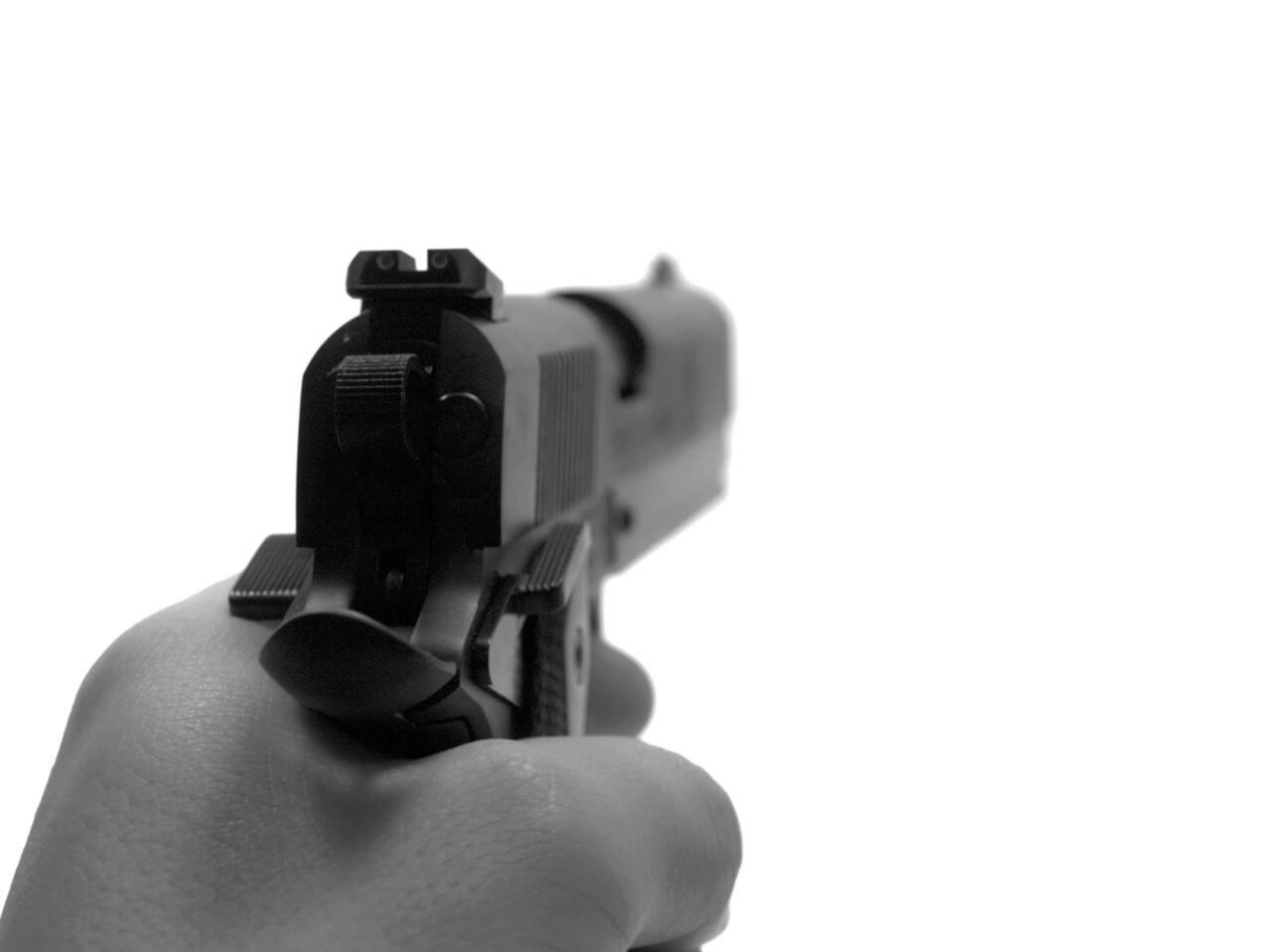 arme a feu chez sois